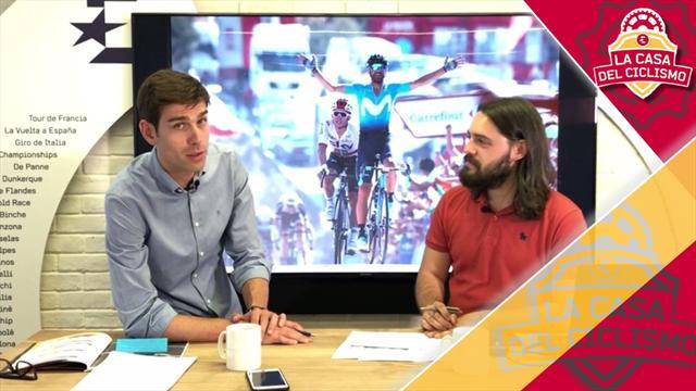 La Casa del Ciclismo (La Vuelta 2018, 2ª etapa): ¿Es Valverde el mejor ciclista español de siempre?
