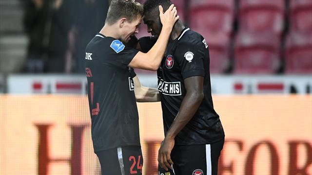 Highlights: Bundsolide FCM slog sikkert Randers