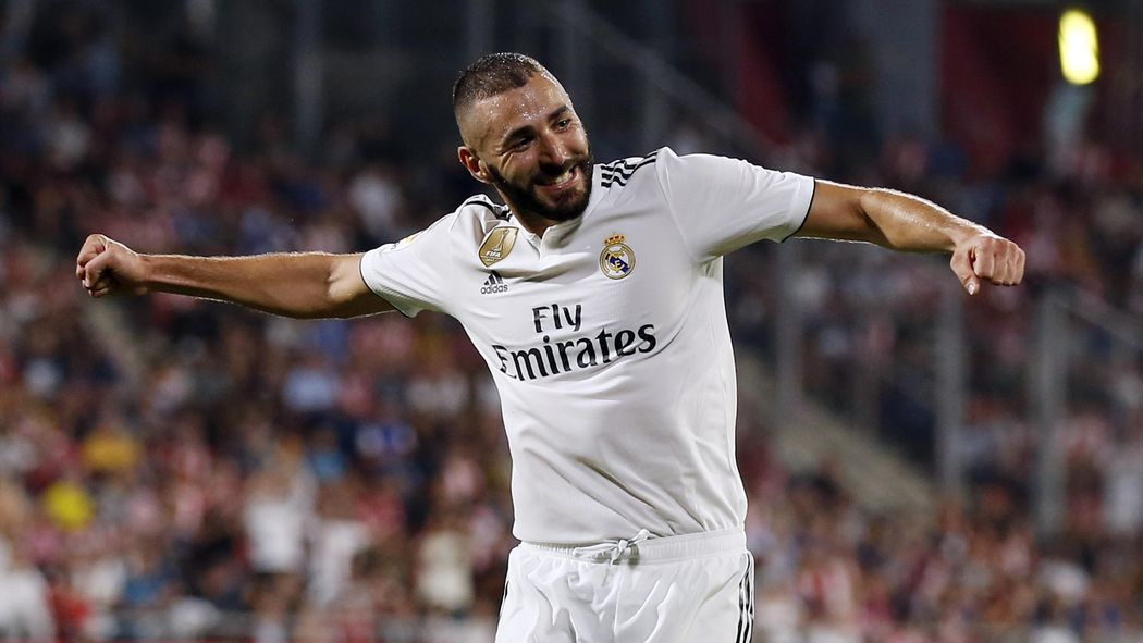 Image result for Benzema  2019