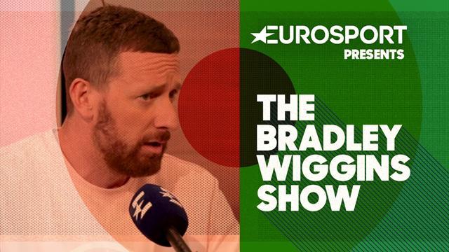 The Bradley Wiggins Show: Brutal Vuelta, G gets a taste of fame