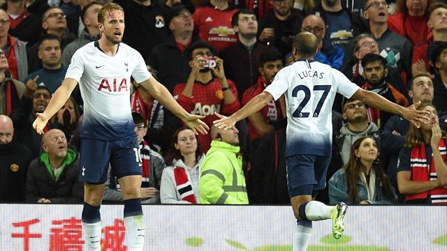 Tottenham frappe un grand coup