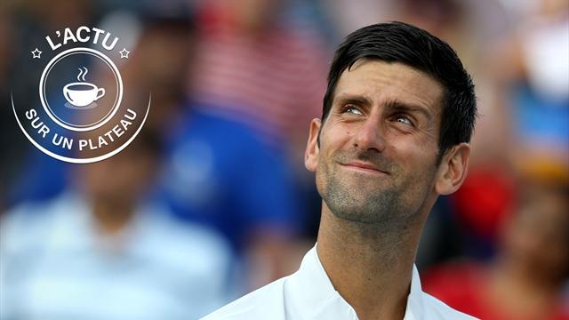 MU, Nadal, Henry, Djokovic : l'actu sur un plateau