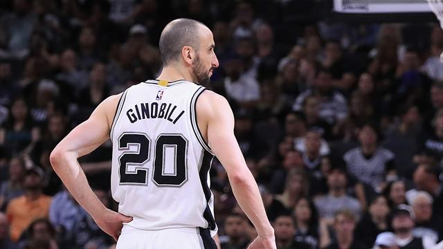 Spurs' Ginobili retires after 16 years in league