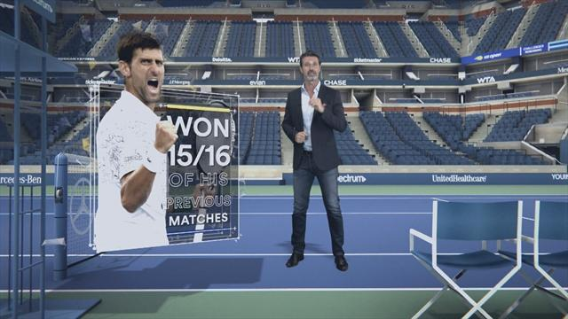 The Coach: Djokovic has fixed his backhand and is a favourite for title