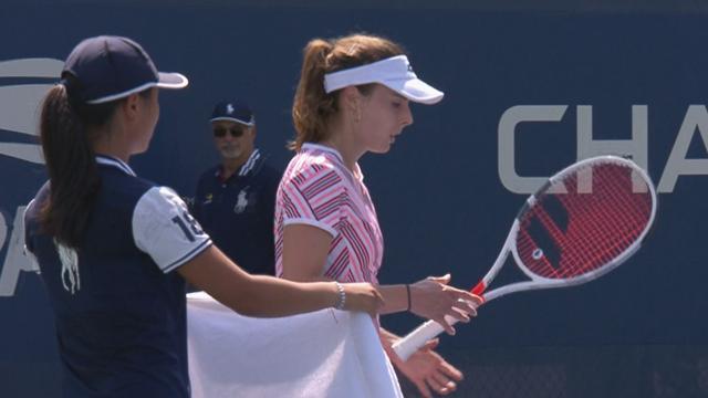 La Niçoise Alizé Cornet défend Serena Williams et sa combinaison