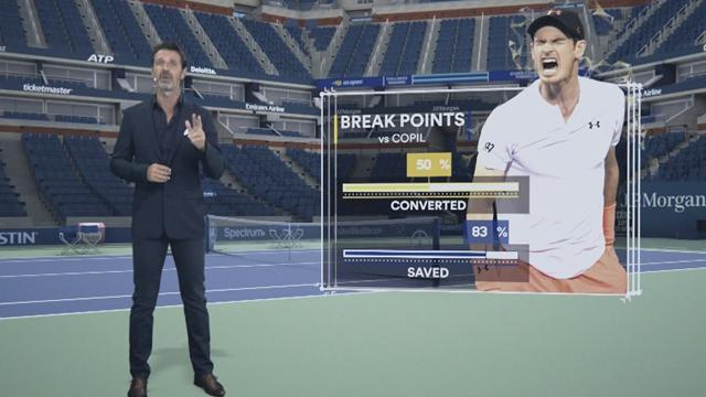 The Coach: Murray's second serve shows he's not yet back to his best