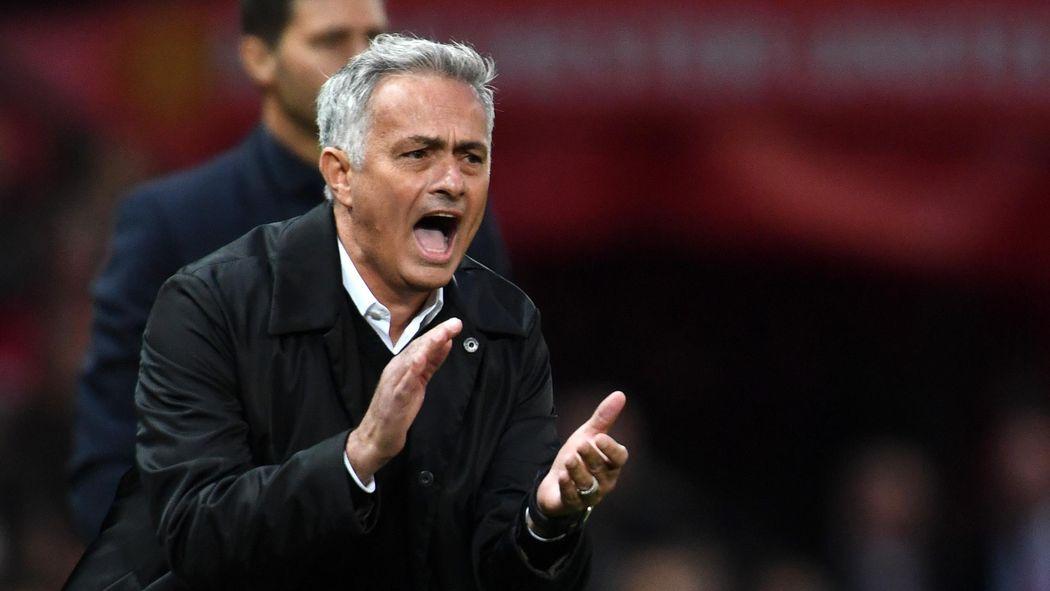 Resultado de imagen para jose mourinho 2019