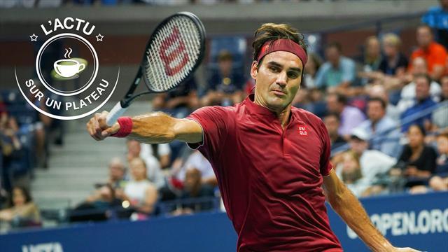 Federer, Bleus, Kwiatkowski, C1 : l'actu sur un plateau