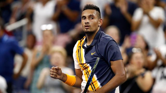 Men's Round-Up: Kyrgios and Zverev through on Day 2