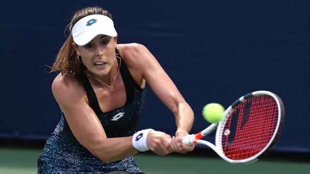 'Alize did nothing wrong' - US Open apologises to Cornet after shirt-change controversy
