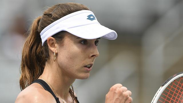 L'US Open s'excuse auprès de Cornet après l'affaire du t-shirt