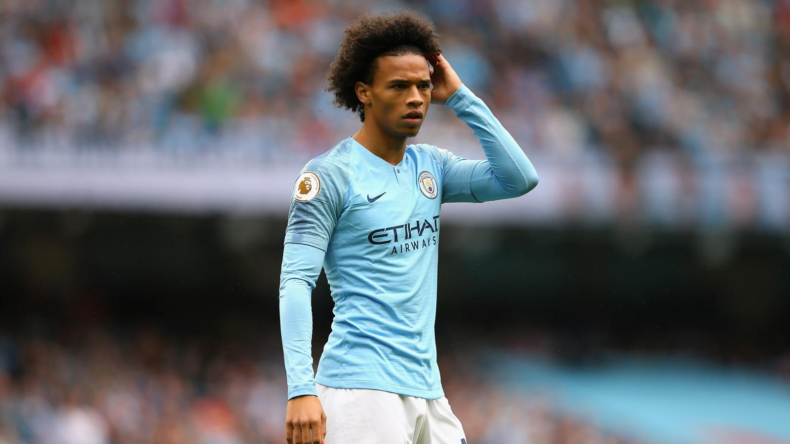 Leroy Sane dropped from City squad due to poor attitude - reports - Premier League 2018-2019 ...