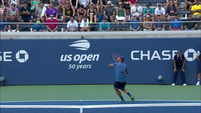 Denis Shapovalov éliminé par Kevin Anderson — US Open
