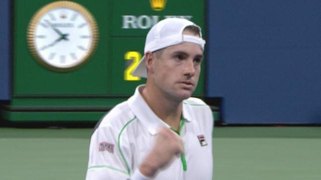 La bataille de la nuit pour Denis Shapovalov — US Open