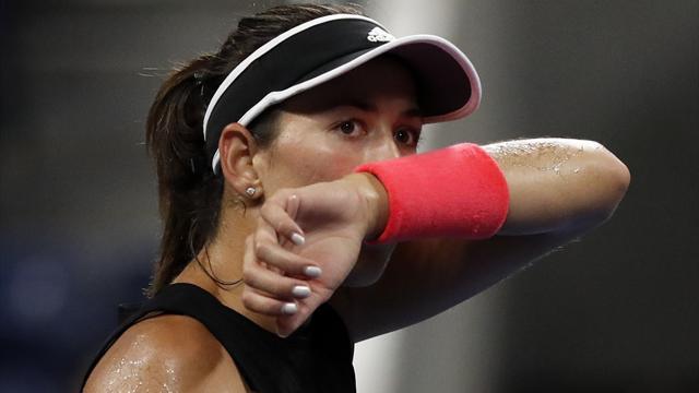 WTA Hong Kong, Garbiñe Muguruza-Sara Sorribes: El mejor regalo de cumpleaños (6-3 y 6-1)