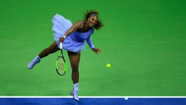 Serena Williams sort sa soeur, Nadal souffre mais passe — US Open