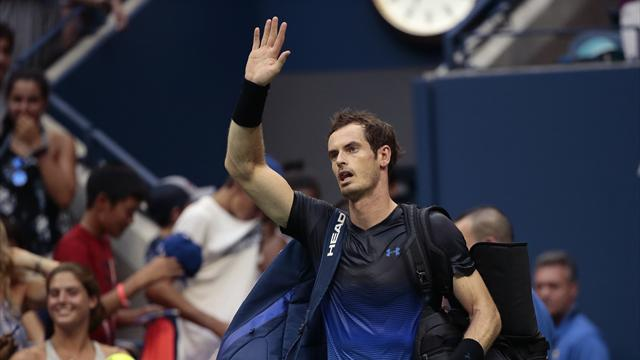Andy Murray'den erken veda