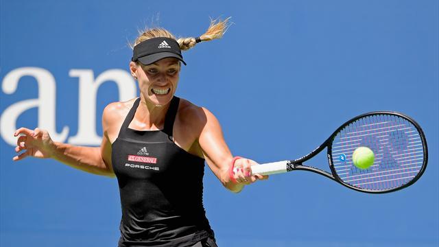 Women's Round-Up: Kerber escapes Larsson upset
