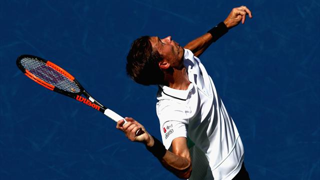 US Open : Nick Kyrgios en doit une à l'arbitre!
