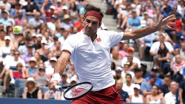 Attention les yeux : Federer et Paire ont sorti leurs habits de gala