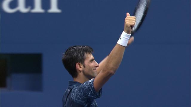 Tous les Français éliminés — US Open (H)