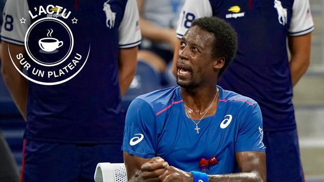 US Open, Bordeaux, Vuelta, mercato : L'actu sur un plateau