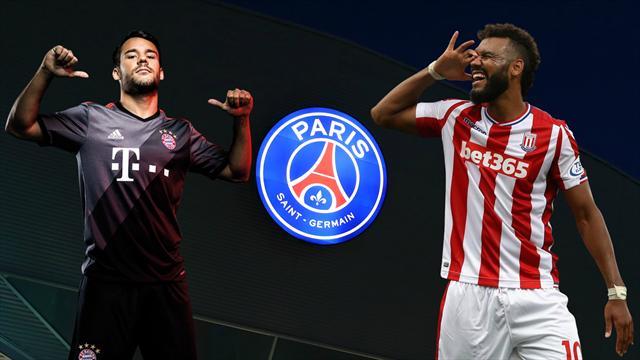 Le PSG surprend son monde avec Bernat et Choupo-Moting