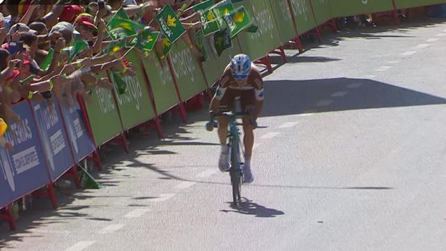 La Vuelta 2018: 7. etabın son bölümü