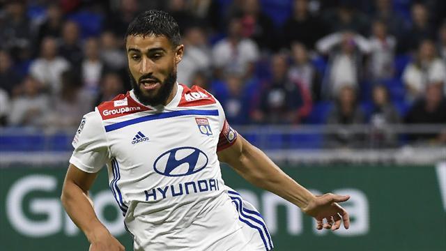 OL : Fekir et Dembélé titulaires à Caen
