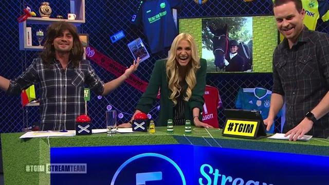 Anna Kraft rätselt im StreamTeam: Wer kennt diese Spielerfrau?