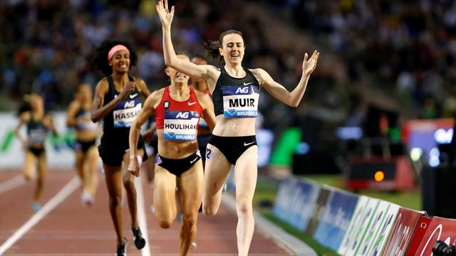 Muir to lead Britain's charge at Glasgow 2019 European Indoor Championships