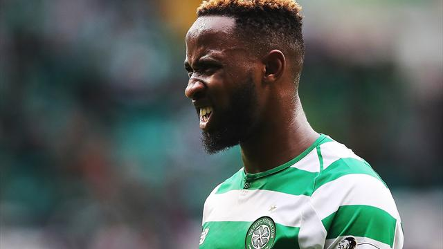 Celtic striker Dembele joins Lyon for £19.7m