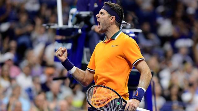 US Open: Nadal-Del Potro, souviens-toi l'été dernier - Autres