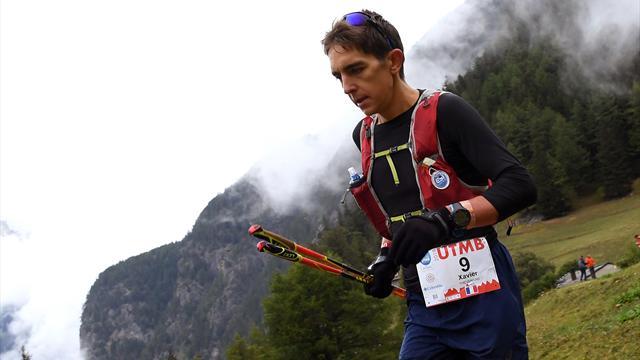 20h44 d'efforts et Thevenard enlève le mythique Ultra Trail du Mont Blanc