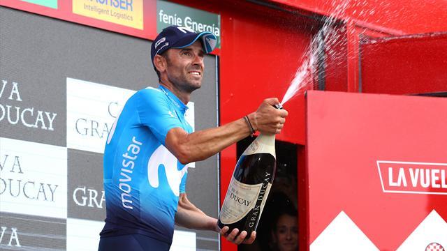 Valverde continue sa moisson