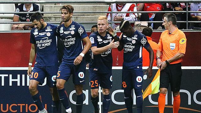 Les matches Montpellier - Reims et Toulouse - Caen décalés