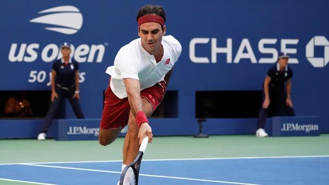 Federer, Serena, Pouille, Stephens… Le top 10 des plus beaux points de l'US Open