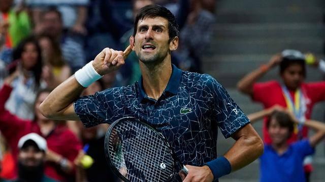 Djokovic a éteint les derniers espoirs français