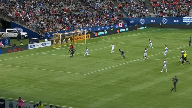 MLS: Vancouver Whitecaps - San José Earthquakes (Özet)
