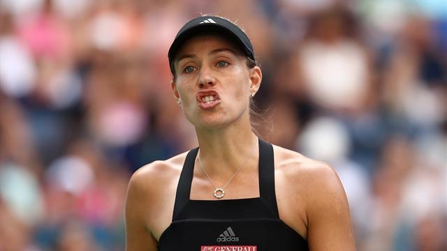 Wozniacki e Kerber avanti, la Svitolina cade con la Sabalenka