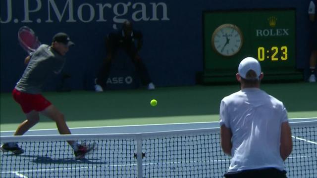 Höjdpunkter: Thiem klar för kvartsfinal i US Open
