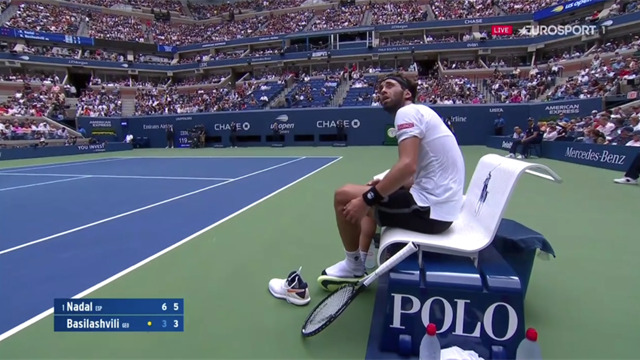 Tennis : US Open: Nadal résiste aux assauts de Khachanov, Serena éclipse Venus