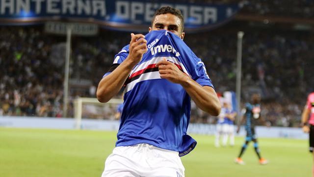 Le pagelle di Frosinone-Sampdoria 0-5: Defrel incontenibile, la difesa dei ciociari è inadeguata