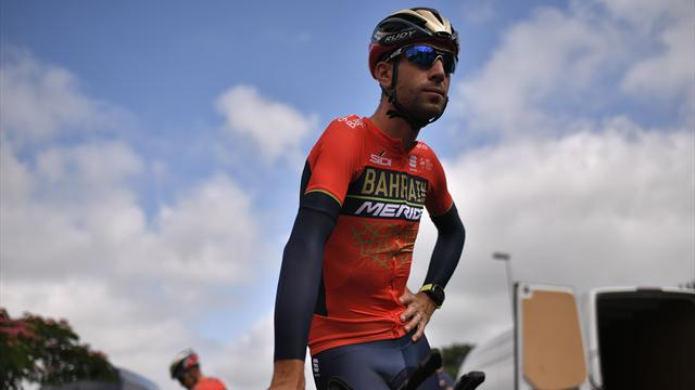 """Nibali: """"C'è gente che ha una gamba migliore della mia, difficile fare delle previsioni"""""""