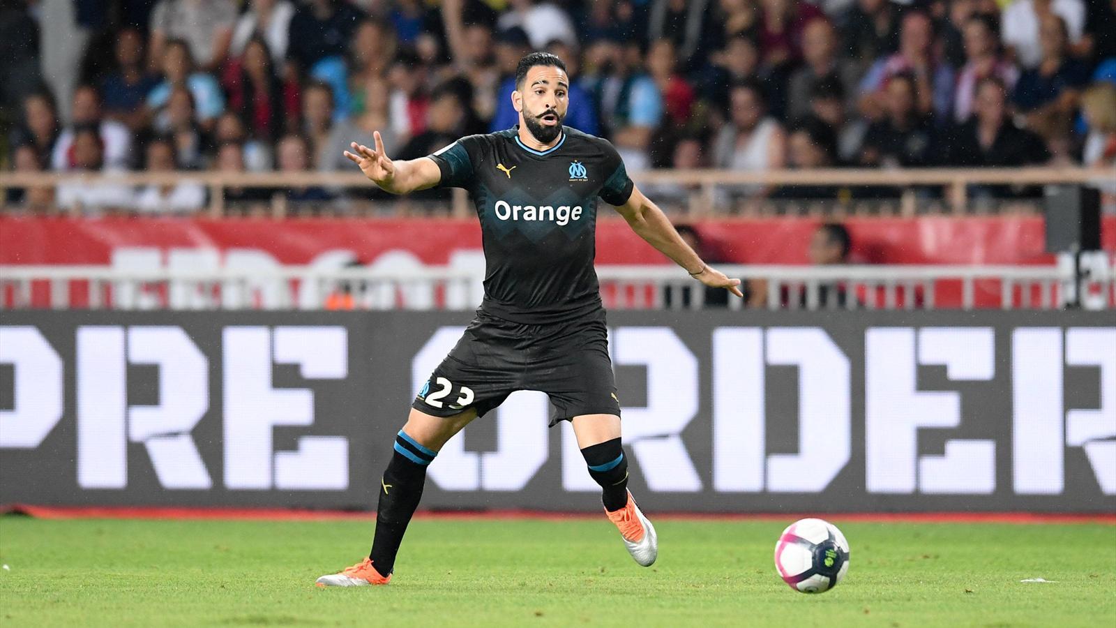Adil Rami podría dejar al Olympique de Marsella y llegar a la MLS con el Galaxy
