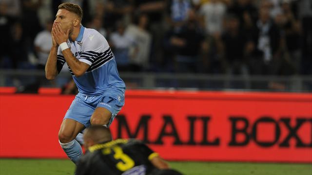Le pagelle di Lazio-Frosinone 1-0: Lulic indemoniato, Immobile ha le polveri bagnate