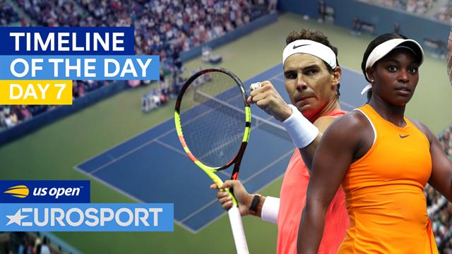 Serena Williams valide son ticket pour les demies — US Open