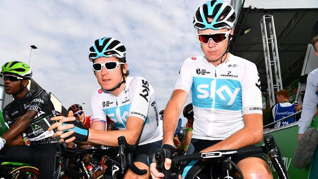 Team Sky deal should motivate chasing pack, says rival boss