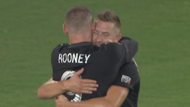 MLS: DC United - Atlanta United (Özet)
