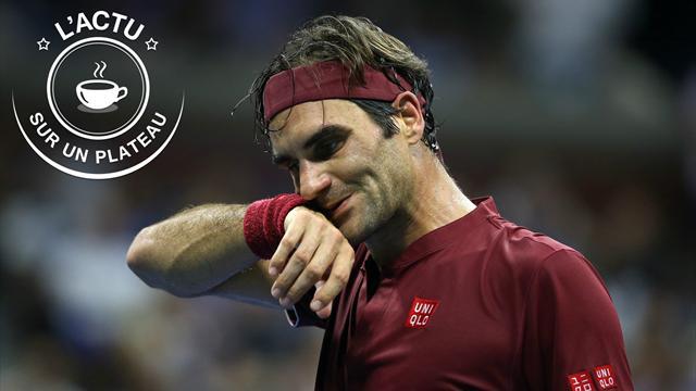 Federer, Ricardo, Merlus, Vuelta : L'actu sur un plateau